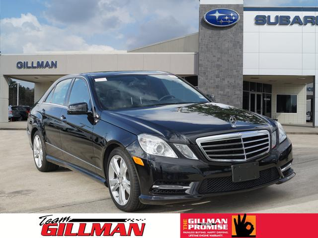 Nice Pre Owned 2013 Mercedes Benz E Class E 350 Luxury
